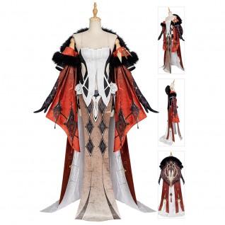 La Signora Costume Genshin Impact Cosplay Suits
