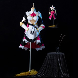 Noelle Costume Genshin Impact Cosplay Suits