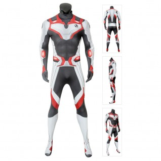 Avengers Superhero Zentai Costume Avengers:Endgame Jumpsuit