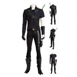 Hawkeye Costume Captain America 3 Civil War Cosplay Suits
