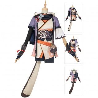 Game Genshin Impact Suit Sayu Cosplay Costumes