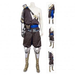 Shimada Hanzo Costume Top Level Overwatch Cosplay Suits