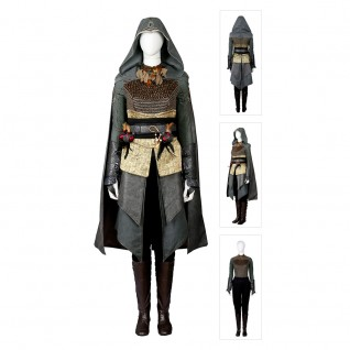 Maria Costume Movie Assassin'S Creed Female Master Cosplay Suits
