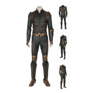 Aquaman Arthur Curry Costume Justice League Cosplay Suits