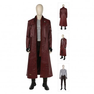 Star Lord Costume Guardians of The Galaxy Cosplay Suits