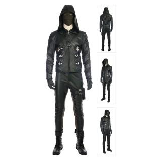 Prometheus Costume Green Arrow Season 5 Cosplay Suits