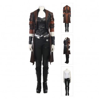 Gamora Costumes Guardians of The Galaxy 2 Cosplay Suits