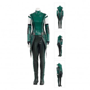 Mantis Lorelei Costume Guardians of The Galaxy 2 Cosplay Suits