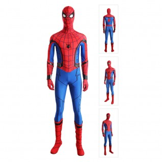 Peter Spider Man Costume Homecoming The Avengers Cosplay Suits