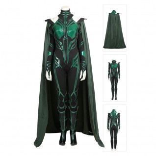 Hela Costume Thor 3 Ragnarok Cosplay Suits A