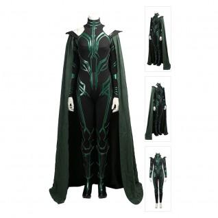 Hela Costume Thor 3 Ragnarok Cosplay Suits B
