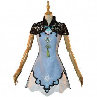 Vocaloid Hatsune Miku With You 2021 Jasmine Cosplay Costumes