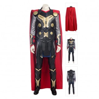 Thor Costume Thor The Dark World Cosplay Suits