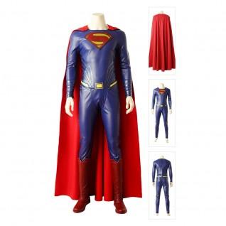 Superman Costume Justice League Clark Kent Cosplay Suits