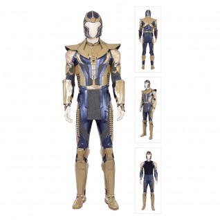 Thanos Costumes Avengers 3 Infinity War Cosplay Suits Top Level