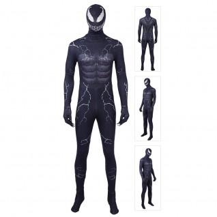 Venom Eddie Brock Jumpsuit Cosplay Costume