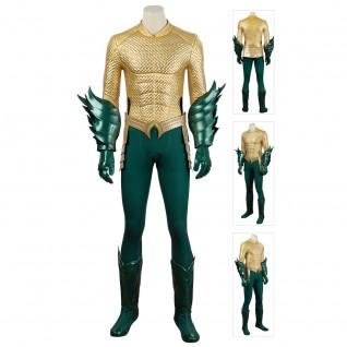 Aquaman Arthur Curry Cosplay Costume Full Set