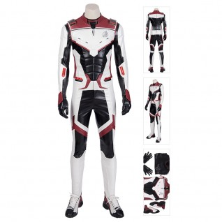Quantum Realm Cosplay Costume Avengers 4 Endgame Cosplay Suit
