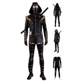 Avengers Endgame Hawkeye Clint Barton Ronin Cosplay Costumes