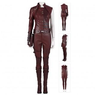 Nebula Costume Avengers 4 Endgame Cosplay Suits B