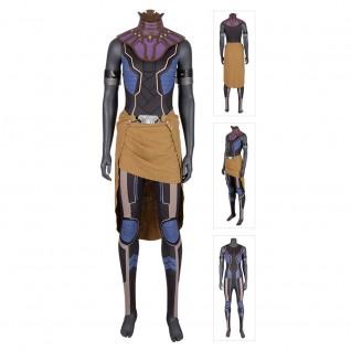 Black Panther Princess Shuri Cosplay Costumes