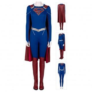 Supergirl Season 5 Kara Zor-el Cosplay Costumes