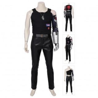 Cyberpunk 2077 Johnny Silverhand Cosplay Costumes
