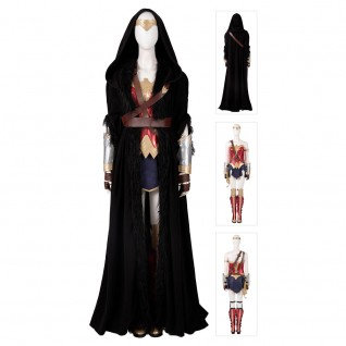 Diana Prince Costume Wonder Woman Cosplay Suits