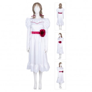 Annabelle Creation Halloween Cosplay Costume