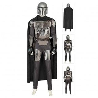 The Mandalorian Costume Star Wars Cosplay Suit Full Set