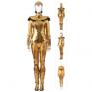 Wonder Woman Cosplay Costumes 1984 Diana Prince Armor Cosplay Suit