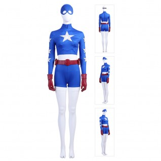 Stargirl Courtney Whitmore Cosplay Costumes Outfit