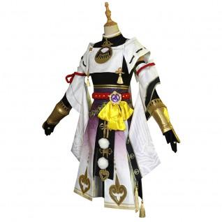 Kujo Sara Cosplay Costume Game Genshin Impact Cosplay Suit