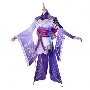 Game Genshin Impact Suit Raiden Shogun Baal Cosplay Costumes
