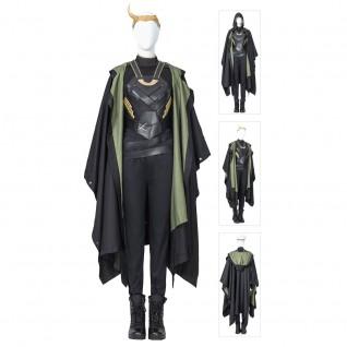 Female Loki Sylvie Laufeydottir Cosplay Costumes