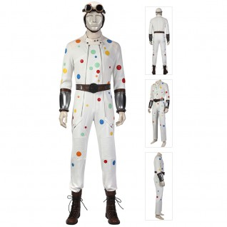 Polka-Dot Man Costume The Suicide Squad 2 Cosplay Suit