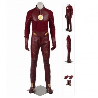 The Flash The Season 2 Barry Allen Costume