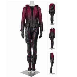 The Season 4 Green Arrow Thea Cosplay Costumes