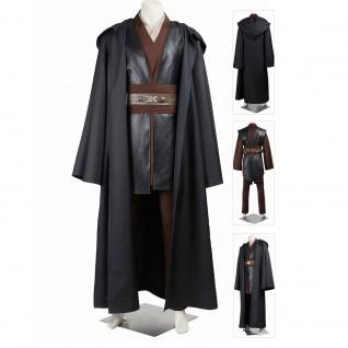 Star Wars Jedi Knight Anakin Skywalker Cosplay Costume