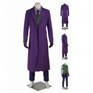 Joker Costume Batman The Dark Knight Cosplay Costumes