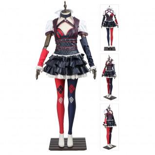 Batman Arkham Knight Harley Quinn Cosplay Costumes