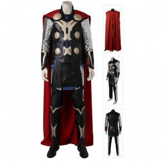 The Avengers 2 Age of Ultron Cosplay Suits Thor Costume