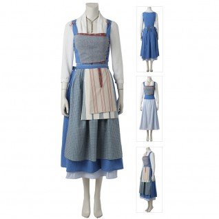 Belle Cosplay Costume Beauty and The Beast Cosplay Costumes