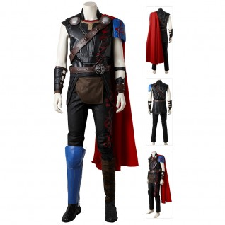 Thor Costume Thor 3 Ragnarok Cosplay Costumes Full Set