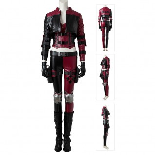 Injustice League 2 Harley Quinn Cosplay Costumes