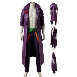 Injustice League 2 The Joker Cosplay Costumes