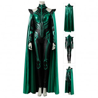 Goddess of Death Hela Cosplay Costume Thor 3 Cosplay Costumes