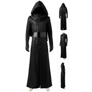 Star Wars The Force Awakens Kylo Ren Cosplay Suit