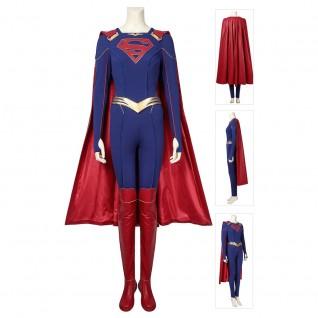 Supergirl Season 5 Kara Zor-el Cosplay Costume Improved Version