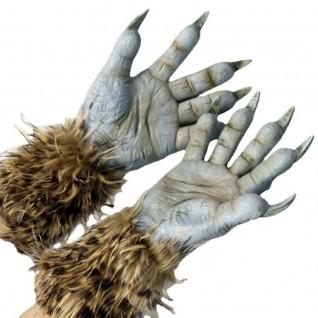 Halloween Prom Performance Cosplay Gloves Werewolf Gloves
